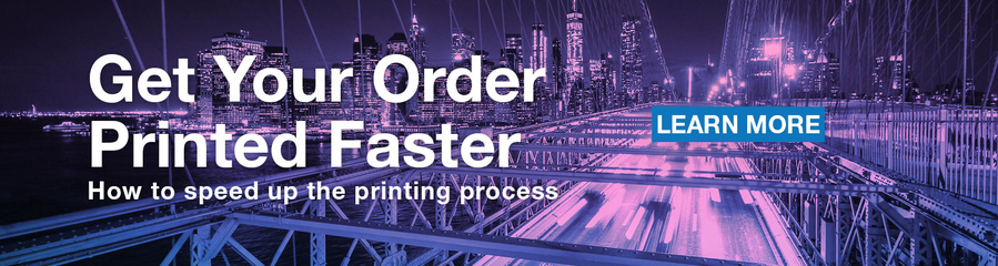 Speed up the printing process